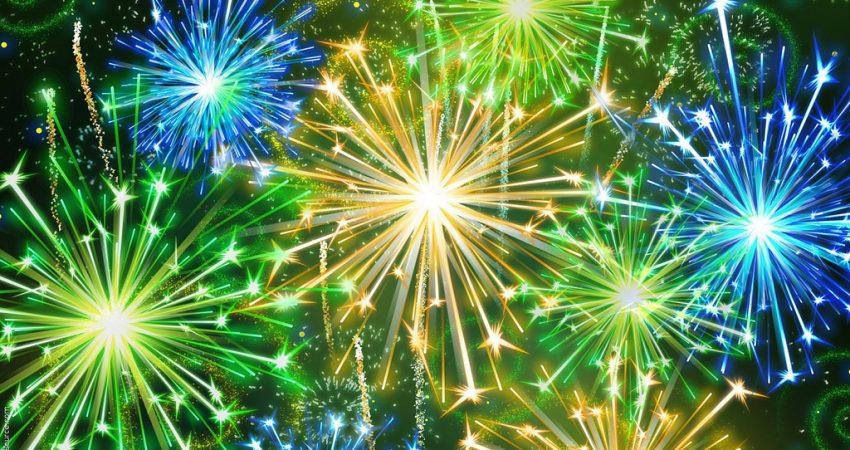 Silvester: Die Sicherheit der Bürgerinnen und Bürger hat höchste Priorität. Bild: Epic Fireworks, Flickr
