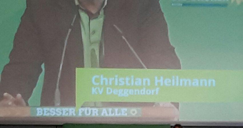 Christian Heilmann zum Thema Bildung und Integration