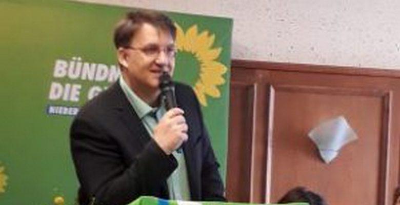 Christian Heilmann auf Platz 4 der Bezirksliste für den Landtag